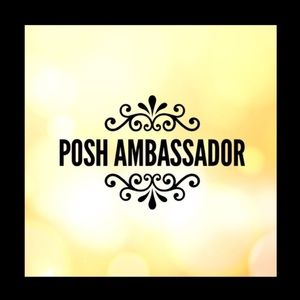 ✅ Shop with confidence - I'm a Posh Ambassador!  ✅